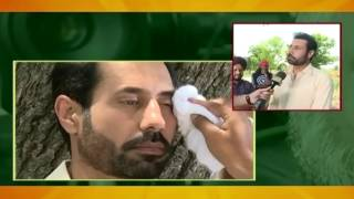 Binnu Dhillon | Bailaras Movie | On Location Shoot | PTC Entertainment Show | PTC Punjabi