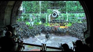 映画「猿の惑星:新世紀(ライジング)」本編映像(戦いを望まない) thumbnail