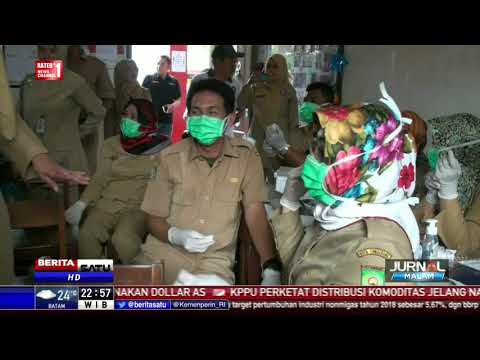 Kemenkes Gelar Imunisasi Difteri di Tangerang dan Serang