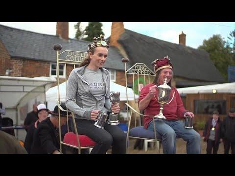 شاهد: منافسات بطولة العالم للكونكر في إنجلترا  - نشر قبل 24 ساعة