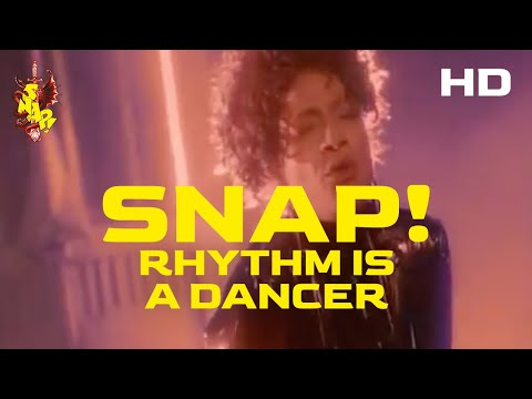 SNAP! - Rhythm is a Dancer (Official Video)