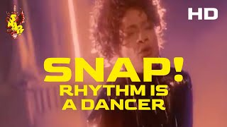 SNAP! - Rhythm is a Dancer (Official Video) thumbnail