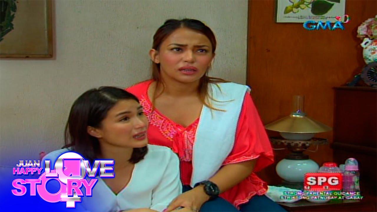 Juan Happy Love Story: Kapit sabay bitaw