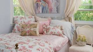 Best Sweet Shabby Chic Bedroom Decor Ideas on Budget |  bedroom cupboard designs |  interior design