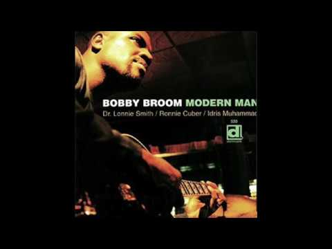 "Jazz guitarist Bobby Broom's 2001 recording, ""Modern Man"""