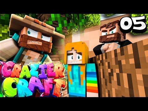 """I GAVE HER AN OFFER"" |  Minecraft Crazier Craft SMP Episode 5"