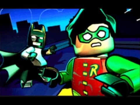 LEGO Batman: The Videogame (DS) - Part 1 - Gotham Streets