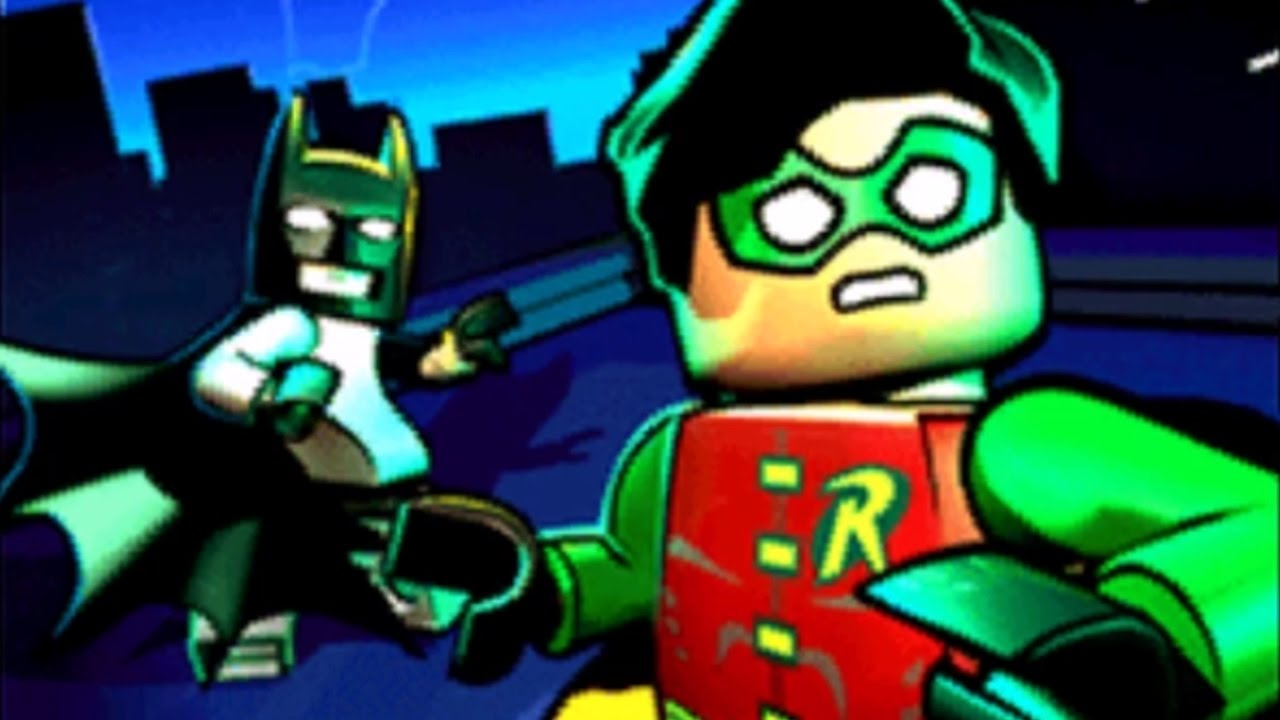 LEGO Batman: The Videogame (DS) - Part 1 - Gotham Streets ...