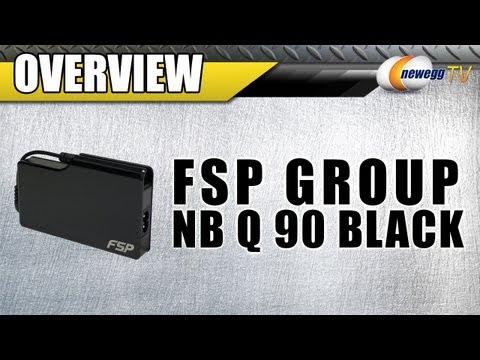 Newegg TV: FSP Group NB Q 90 Universal PC Notebook Adapter Overview