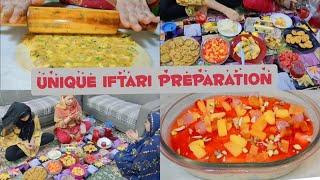 Unique Iftari Preparation - Ramadan Kareem ♥️2021 - Cooking with Shabana !!