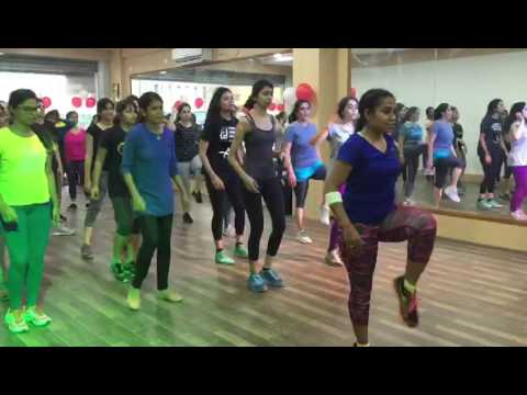 Inaugural class at FUERZA FITNESS SQUAD BANGALORE