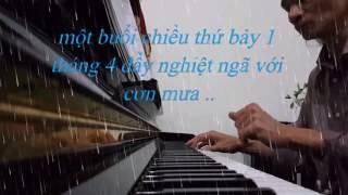 Mưa Ngâu piano cover