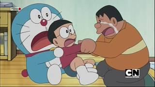 E Se Nobita Fosse Embora | Doraemon | Portugal