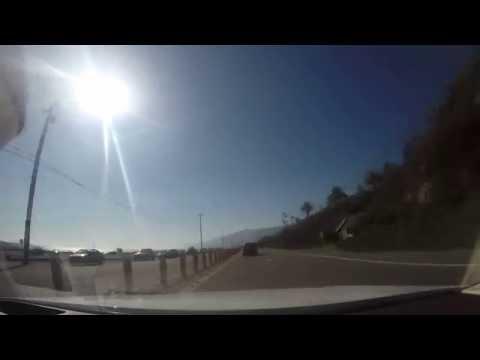 US Roadtrip Timelapse: Santa Monica - Ventura