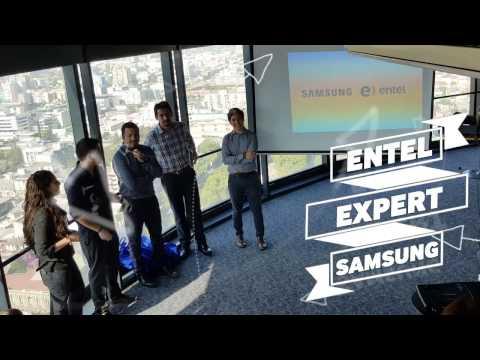Entel Expert Samsung - Sesión Mirador Torre
