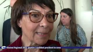 Elezioni Regionali  Calabria 2021 quattro i candidati presidenti in corsa