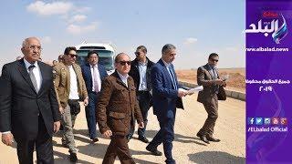 وزير الصناعة: إقامة 15 مصنعا باستثمارات صينية بمدينة الروبيكي قريبا ..فيديو وصور