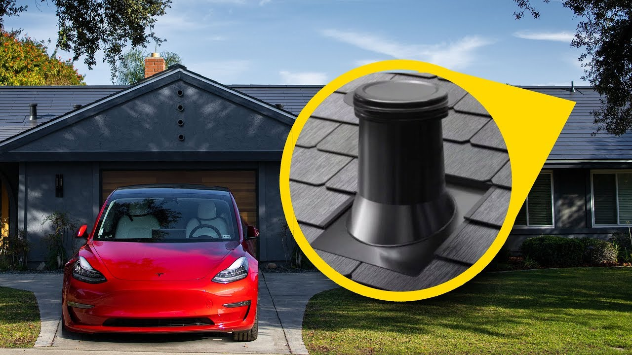 The TRUTH about Tesla's V3 Solar Roof - YouTube