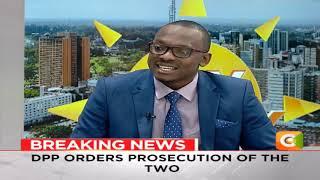 TV anchor Jacque Maribe and Joseph Irungu to be prosecuted over murder of Monica Kimani