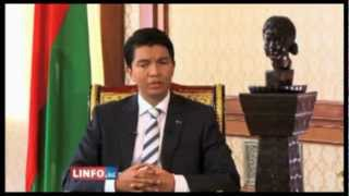 Andry Rajoelina sur Antenne Réunion