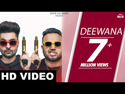 Deewana (Full Song) B-Jay Randhawaft. Deep Jandu - New Punjabi Songs 2017-Latest Punjabi Song 2017