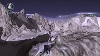 A space cow!!!  How to get to the moon in goat simulator