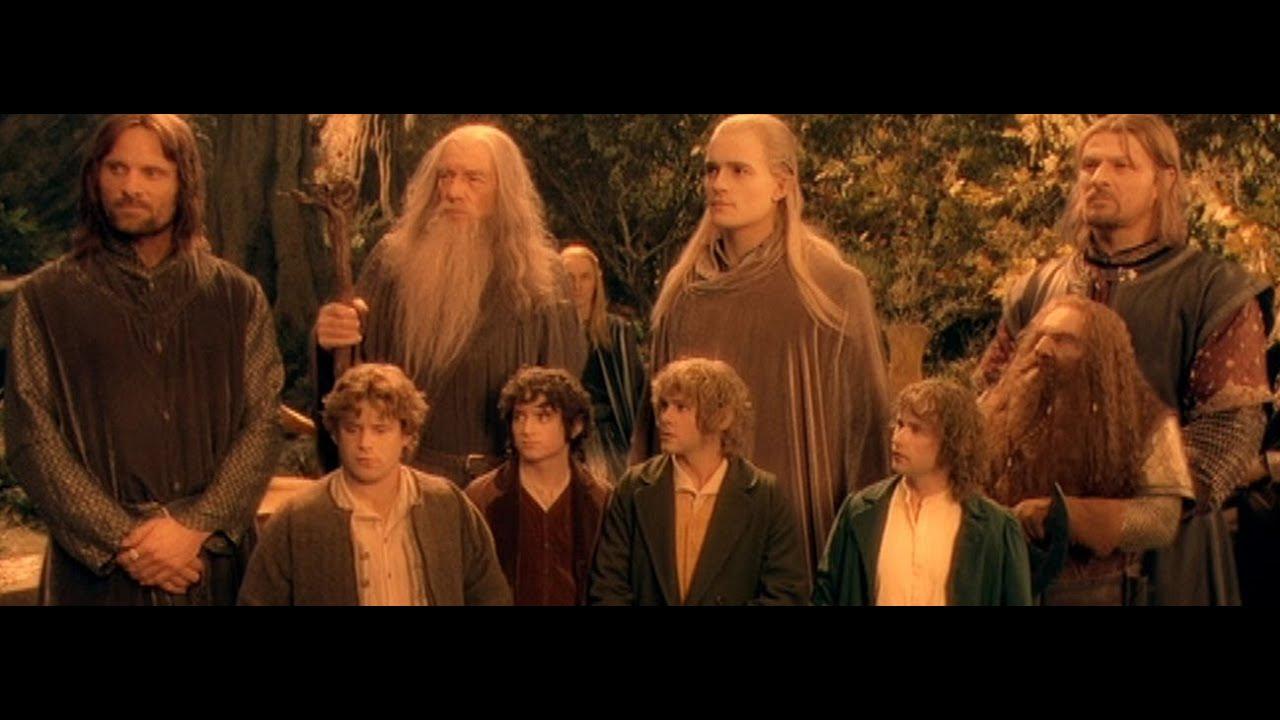 Herr Der Ringe Was Wurde Aus Legolas Aragorn Sam Arwen Und Gimli