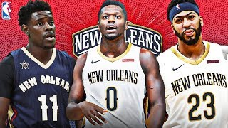 Demarcus Cousins Gone! Julius Randle New Orleans Pelicans Rebuild