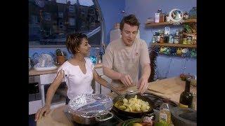 Болливуд. Жить вкусно с Джейми Оливером. Карри, домашний индийский сыр панир, картошка по бомбейски