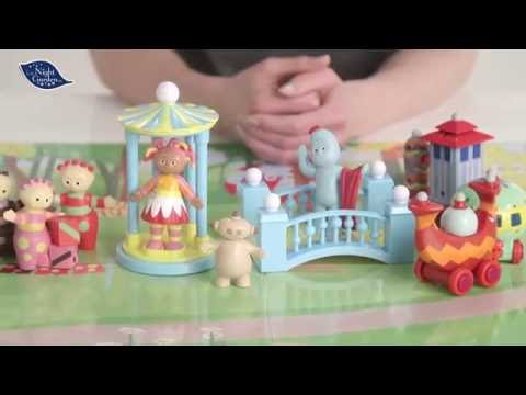 In the Night Garden Playmat Playset - Argos Toy Unboxing