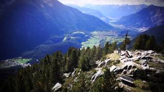 Summerholidays in the Ötztal Valley, The Peak of Tirol