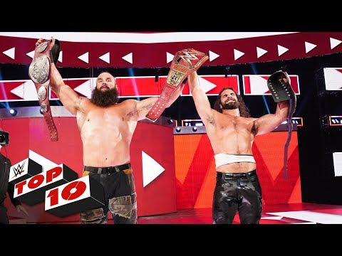 Top 10 Raw moments: WWE Top 10, Aug. 19, 2019