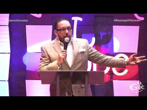 """[Bilingual] Roberto Gonzalez """"The Blessings of Abraham"""" (2/12/17)"""