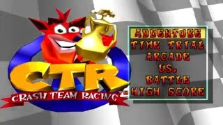 Video teste: Crash Team Racing
