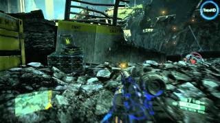 Crysis 2 - Semper Fi or Die HD gameplay