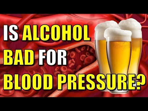 Does Drinking Alcohol Affect Your Blood Pressure?