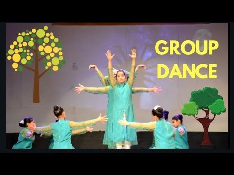 Save Trees - Na Kaato Mujhe Dukhta Hai | पेड़ बचाओ - न काटो मुझे दुखता है I DPS Indrapuram I Kavishi