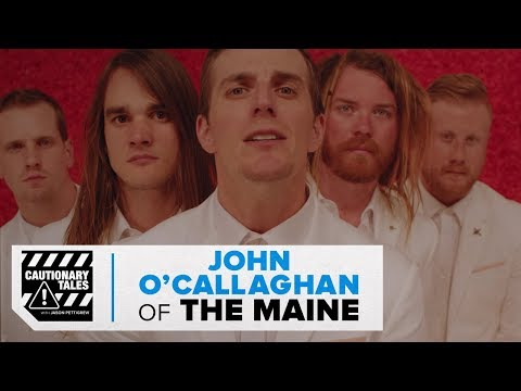 THE MAINE signed a major-label record deal for doughnuts. Really.