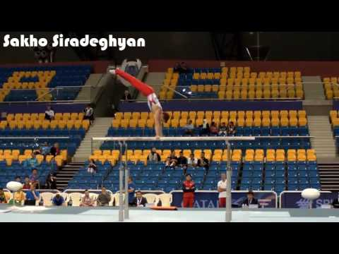 2017 The most difficult skills in Artistic Gymnastics Updated Code of points