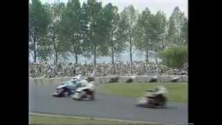 1989 世界GPイギリス 250cc 前編
