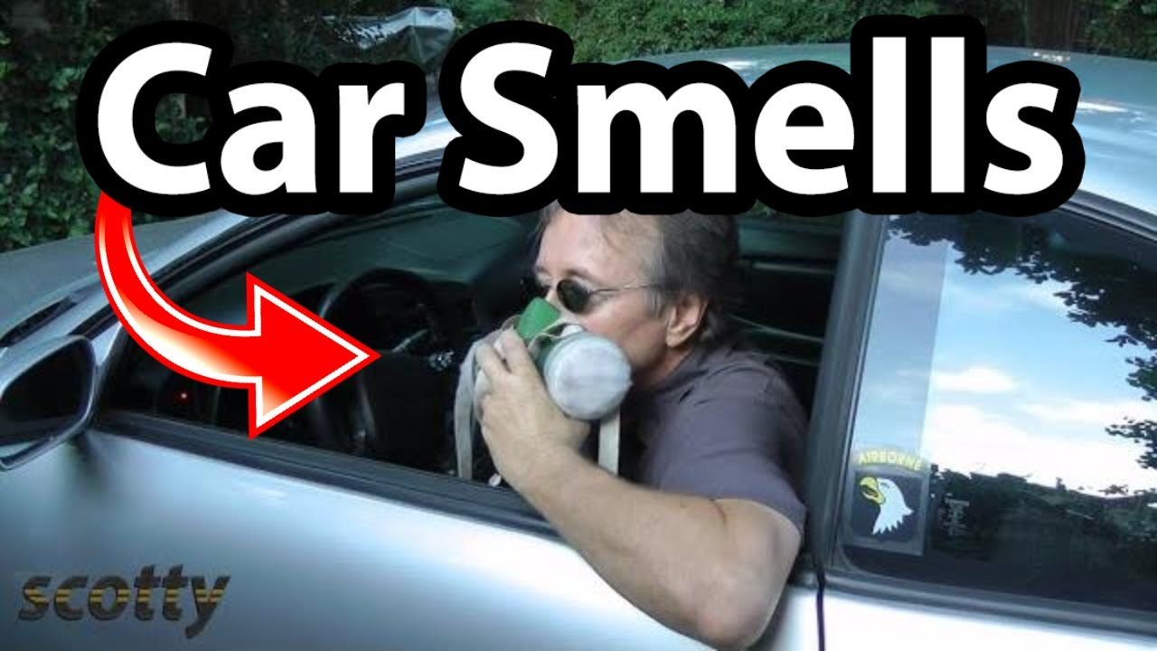 how to remove car smells in your car odor eliminator scotty kilmer youtube. Black Bedroom Furniture Sets. Home Design Ideas