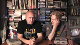 SNES VS SUPER FAMICOM - Happy Console Gamer