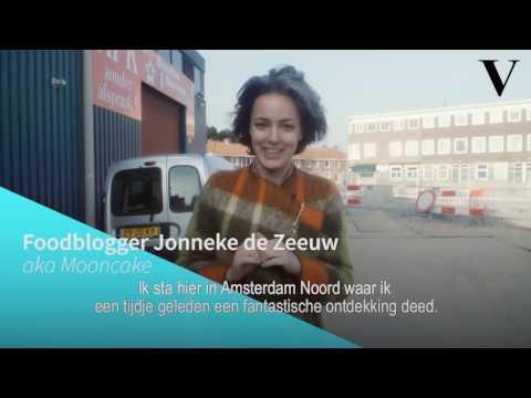 Afrikaanse sluiterkoffie en pannenkoeken tussen de autogarages - de Volkskrant