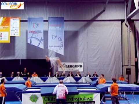 Irina Karavaeva (RUS) Quebec 2007 - 1st
