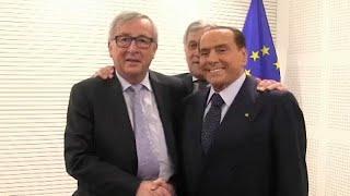 Berlusconi visszatér