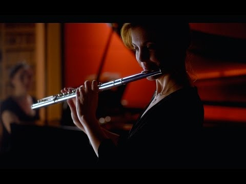 Samuel Barber: Canzone for flute & piano | Nancy Stagnitta, flute & Megan McElroy, piano
