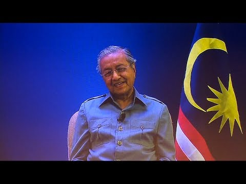 Mahathir:  I may be Prime Minister for 1-2 years