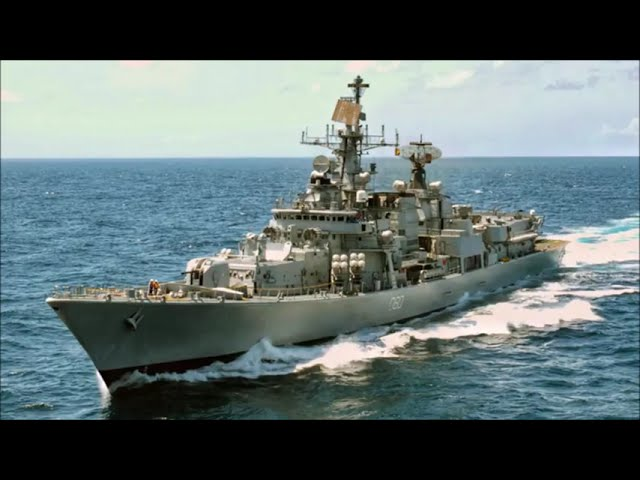 INS Mysore - Guided-Missile Destroyer