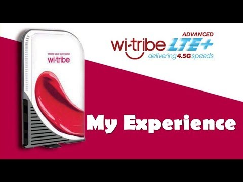 My Wi Tribe Internet Experience