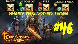 Drakensang Online - Fastbullet - Dragan's Weapon Finish #046
